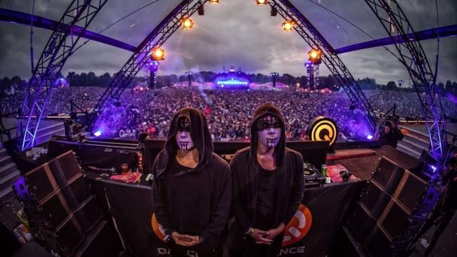 Project One @ Defqon.1 Weekend Festival 2018 (RED)