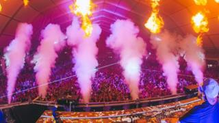 Jauz - Live @ EDC Las Vegas 2017