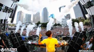Blasterjaxx Ultra Music Festival 2016