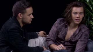 One Direction, Harry e Liam rispondono alle domande dei fan (video)