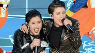Tegan and Sara & The Lonely Island - Everything Is Awesome (Oscar 2015 video)