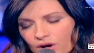 """Laura Pausini - """"Limpida"""" (Speciale TG1)"""