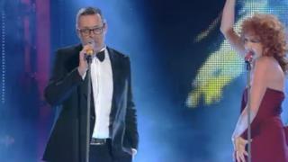 Frankie Hi-Nrg e Fiorella Mannoia - Boogie (Sanremo 2014 duetti)