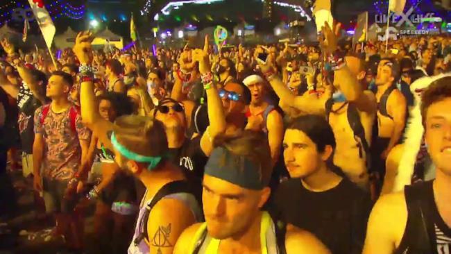 k?d - Live @ EDC Las Vegas 2018
