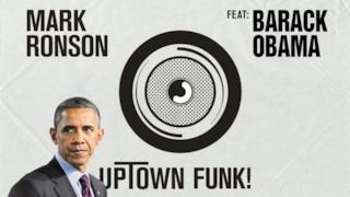 Uptown Funk, la parodia interpretata da Barack Obama (video)