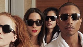 Pharrell Williams - G  I  R  L (Teaser video)