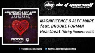 Magnificence & Alec Maire feat. Brooke Forman - Heartbeat (Nicky Romero edit) (audio e testo)