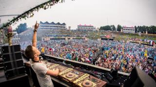 Dannic Tomorrowland 2015