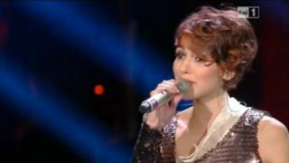 Finale Sanremo 2013 - Simona Molinari e Peter Cincotti - La Felicità