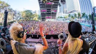 Nervo - Ultra Music Festival 2014