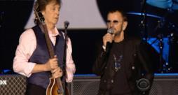 Hey Jude - Paul McCartney e Ringo Starr