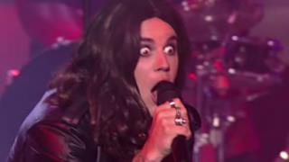 Justin Bieber imita Ozzy Osbourne alla Lip Sync Battle (video)
