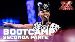 X Factor 9: la quinta puntata dei Bootcamp in 3 minuti (VIDEO)