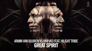 Armin van Buuren - Great Spirit feat. Hilight Tribe (Video ufficiale e testo)