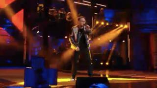 Rocco Hunt - Nu juorno buono (Finale Sanremo 2014)