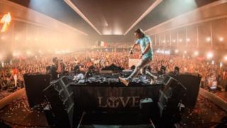 Axwell @ Tomorrowland Belgium 2017 (Freedom Stage)