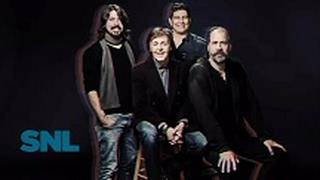Paul McCartney & Nirvana al Snl 2012 - Cut Me Some Slack [VIDEO]