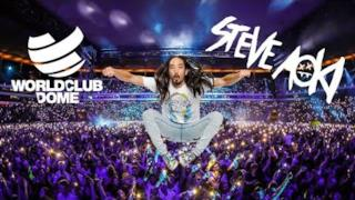 Steve Aoki LIVE @ World Club Dome 2018
