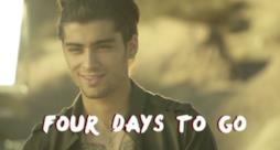 One Direction - Steal My Girl 4 days to go teaser con Zayn Malik