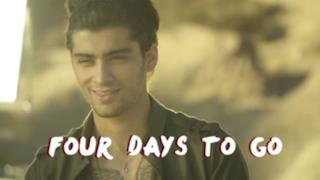One Direction - Steal My Girl 4 days to go teaser con Zayn Malik