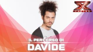 X Factor 2015, video-presentazione di Davide (Over)