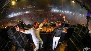 Axwell & Ingrosso Tomorrowland 2015