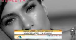Jennifer Lopez feat. Lil Wayne - I'm into you (video premiere)