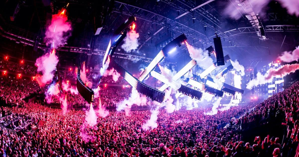 Dimitri Vegas & Like Mike live at Tomorrowland Brasil 2015
