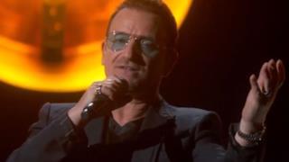 U2 - Ordinary Love (live Oscar 2014)