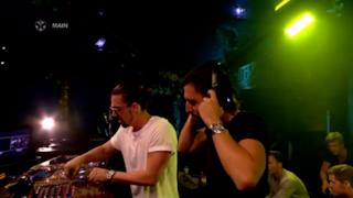 Dimitri Vegas & Like Mike Tomorrowland 2015
