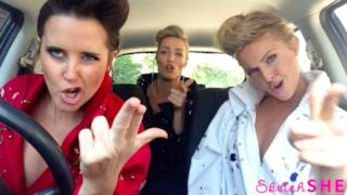 Le SketchSHE si spogliano per la cover di Miley Cyrus, il video diventa virale