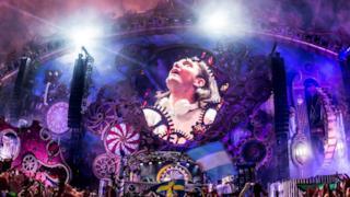 Alesso Tomorrowland 2014