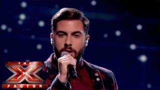 Andrea Faustini - One Moment In Time ( secondo Live X Factor UK)