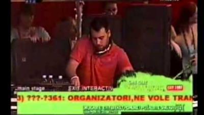 Steve Angello & Sebastian Ingrosso Exit 2007 dance arena