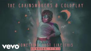 The Chainsmokers & Coldplay - Something Just Like This ARMNHMR Remix Audio