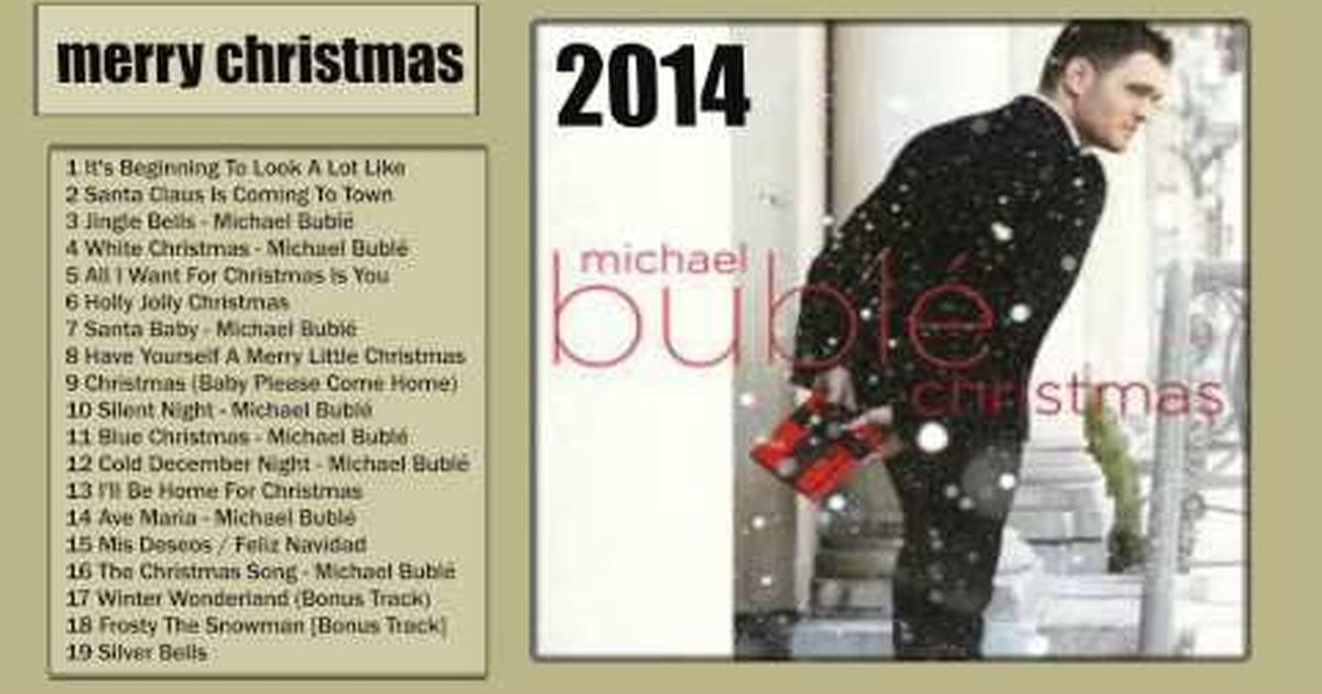 michael buble christmas songs ascolta gratis canzoni di natale allsongs - Michael Buble Christmas Songs
