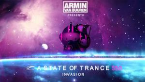 W&W - Invasion - Asot 550 Anthem (Radio Edit) (Video ufficiale e testo)