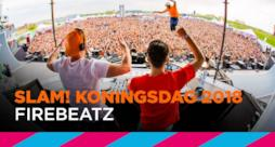 Firebeatz (DJ-set) | SLAM! Koningsdag 2018