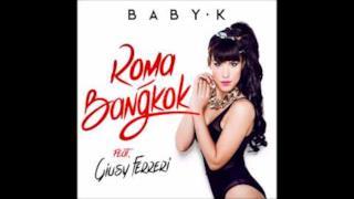 Baby K e Giusy Ferreri in radio con il nuovo singolo Roma - Bangkok (video)