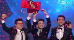 Sanremo 2015, Il Volo vengono proclamati vincitori (video)