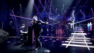 U2 cantano Every Breaking Wave da Fabio Fazio