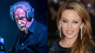 Giorgio Moroder, la voce di Kylie Minogue nel nuovo singolo Right Here Right Now