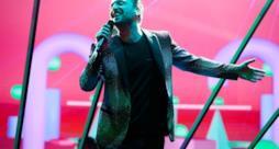 Cremonini con Greygoose (Angelina) infiamma X Factor