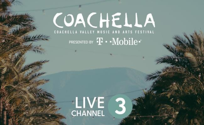Coachella 2018 LIVE