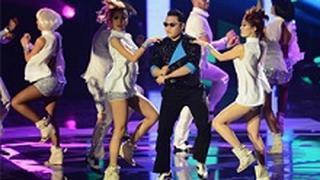 PSY - Gangnam Style live MTV EMA 2012 [VIDEO]