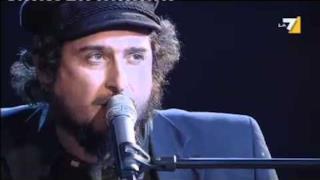 Vinicio Capossela - Quello che non ho - Cover De André [VIDEO]