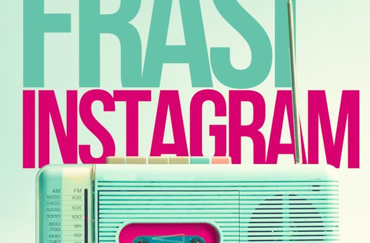Schermo dello smartphone con aperto instagram
