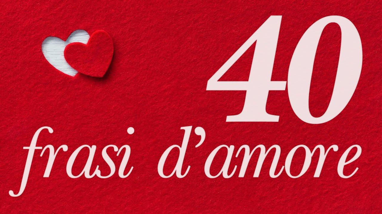 Le 10 Frasi D Amore Più Famose Di Sempre