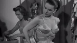 L'intimo vintage degli anni '40