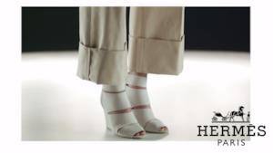 La collezione di scarpe by Hermes S/S 2014